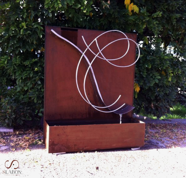 """Slabon Forja Creativa - Centro de Jardinería """"Los Peñotes"""""""